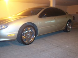 jerseywilliss 2001 Chrysler LHS