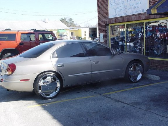 Another 300reason 2001 Chrysler 300M post... - 6676647