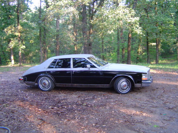 occ_junkie 1984 Cadillac Seville Specs, Photos, Modification Info at