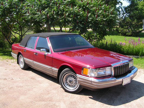 Another marcdoiron 1990 Lincoln Town Car post... - 6677804