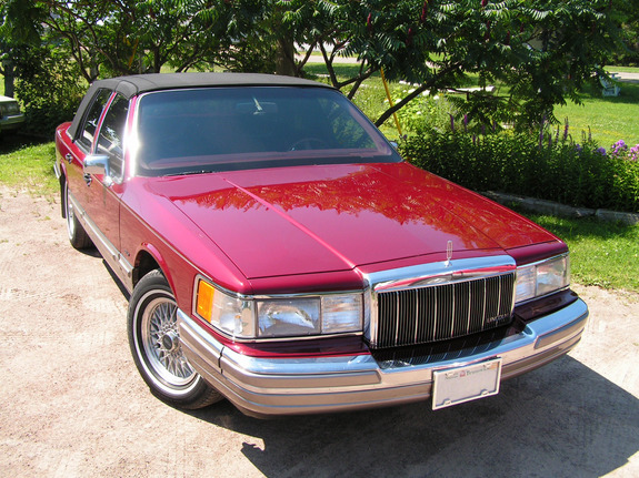 Another marcdoiron 1990 Lincoln Town Car post... - 6677805