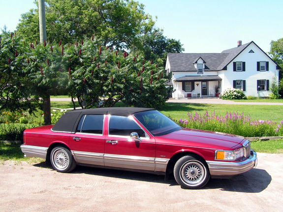 Another marcdoiron 1990 Lincoln Town Car post... - 6677806