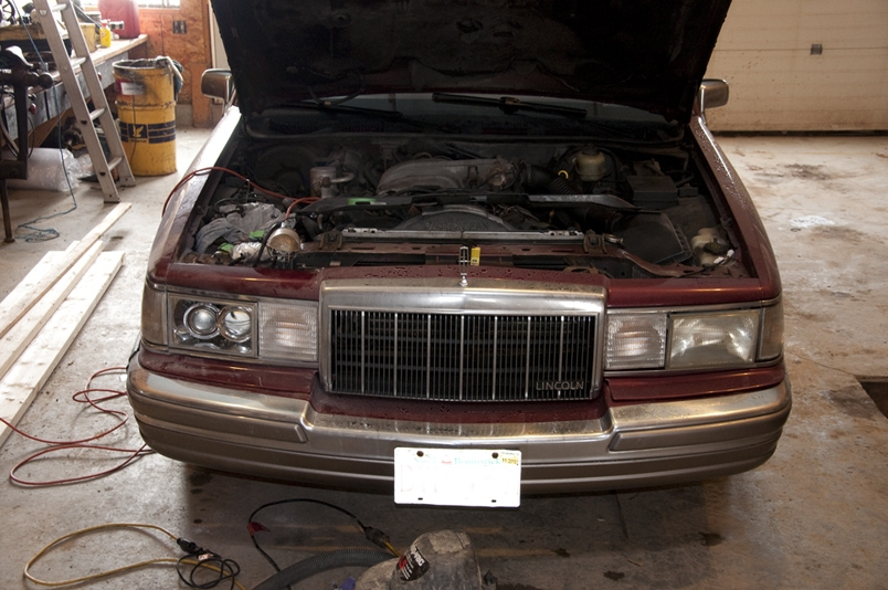 Another marcdoiron 1990 Lincoln Town Car post... - 6677824