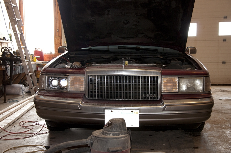 Another marcdoiron 1990 Lincoln Town Car post... - 6677825