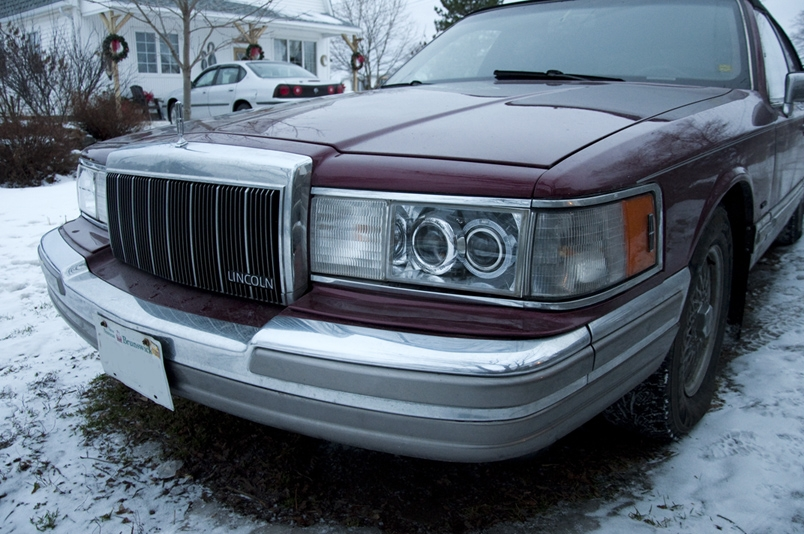 Another marcdoiron 1990 Lincoln Town Car post... - 6677834