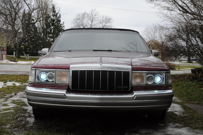 Another marcdoiron 1990 Lincoln Town Car post... - 6677835