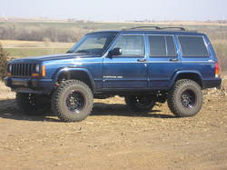 97XJcountrys 1997 Jeep Cherokee