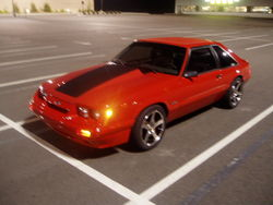 86HOGTs 1986 Ford Mustang