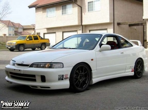 98 Integra Jdm Front End Conversion Acura Integra Jdm Front End