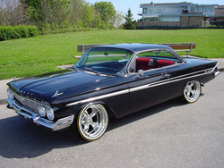 URNVSs 1961 Chevrolet Impala