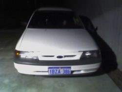 Muccie 1993 Ford Laser