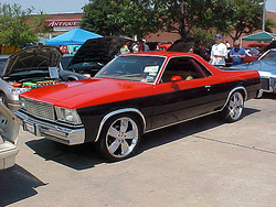 Another NutnNyce 1978 Chevrolet El Camino post... - 6684837