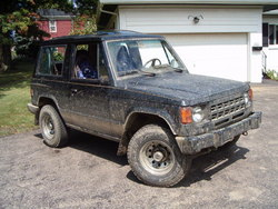 JacknCoke7 1989 Dodge Raider