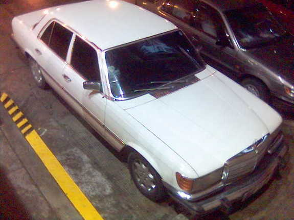 Another bonito99 1975 Mercedes-Benz S-Class post... - 6812428
