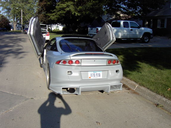 chadwicgsx 1995 mitsubishi eclipse specs photos modification info at cardomain. Black Bedroom Furniture Sets. Home Design Ideas