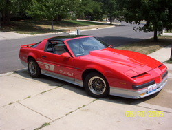 PROAMs 1990 Pontiac Trans Am