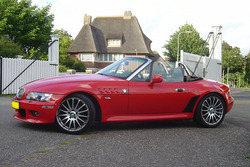 ChrisXLs 1998 BMW Z3
