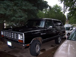 loungin112's 1981 Dodge Ramcharger