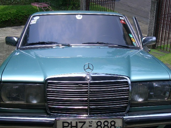 Another bonito99 1981 Mercedes-Benz D-Class post... - 6685348