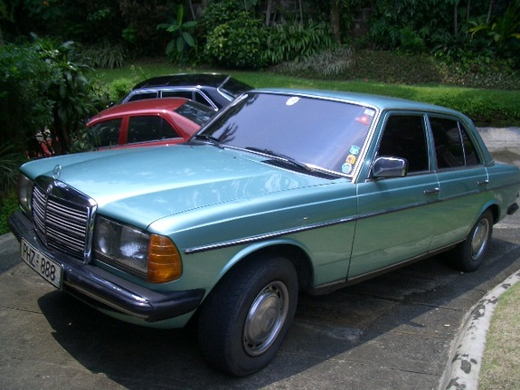 Another bonito99 1981 Mercedes-Benz D-Class post... - 6685349