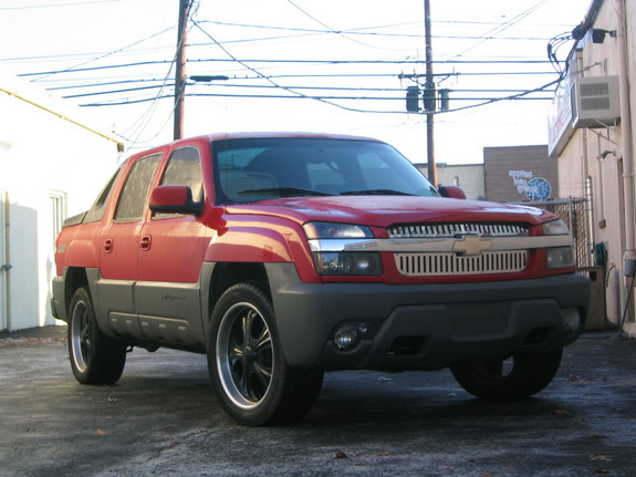 Another dubbedya 2002 Chevrolet Avalanche post... - 6686501