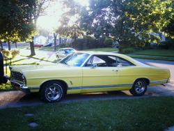 BigYellow67s 1967 Ford Galaxie