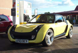KoulSmart 2003 smart roadster