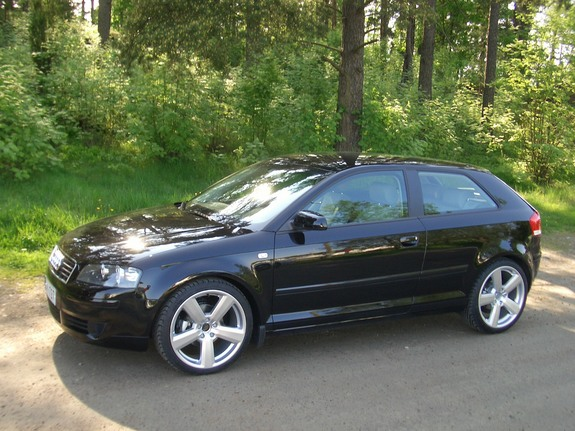 jekeee 2005 audi a3 specs photos modification info at. Black Bedroom Furniture Sets. Home Design Ideas