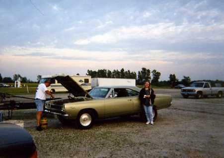 Another racergirl325 1968 Plymouth Satellite post... - 6830692