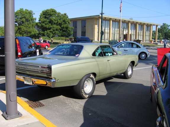 Another racergirl325 1968 Plymouth Satellite post... - 6830694