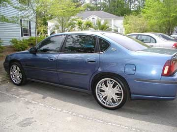 Another Dymekatcha 2001 Chevrolet Impala post... - 6689564
