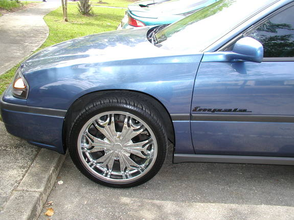 Another Dymekatcha 2001 Chevrolet Impala post... - 6689566