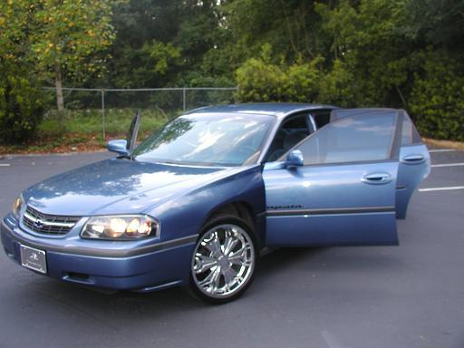 Another Dymekatcha 2001 Chevrolet Impala post... - 6689568