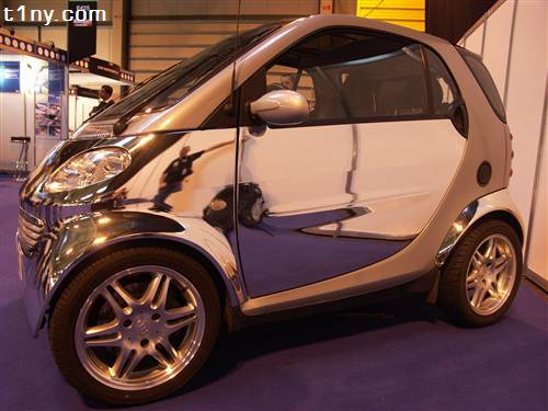 Another BigPerformance 1999 smart fortwo post... - 6688694