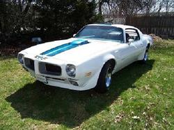 mr71transam 1971 Pontiac Trans Am