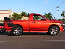 americanmuscle76s 2005 Dodge Ram 1500 Regular Cab