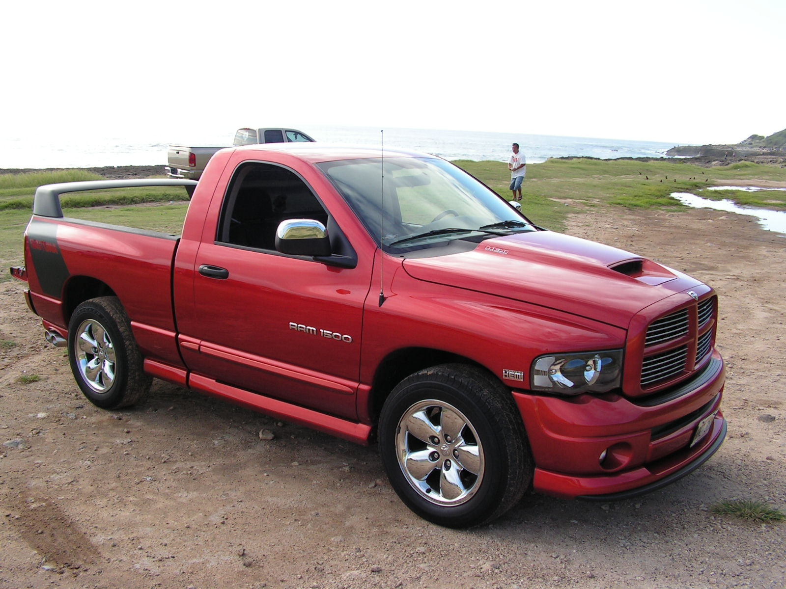 americanmuscle76 2005 dodge ram 1500 regular cab specs photos modification info at cardomain. Black Bedroom Furniture Sets. Home Design Ideas