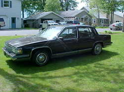 sylvanbeach4lifes 1988 Cadillac Fleetwood