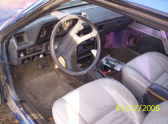 Another bigtrevdogg 1986 Dodge Charger post... - 6819775