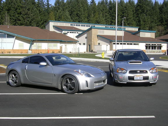 Another VSilverStreakV 2004 Nissan 350Z post... - 6693338
