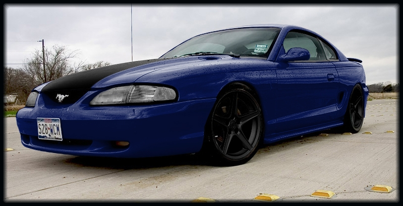 Chuxstang 1996 Ford Mustang Specs Photos Modification