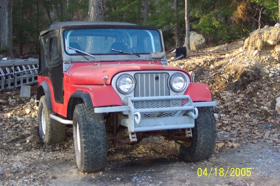 physcoticmopar's 1974 Jeep CJ5