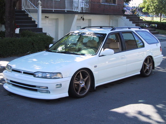 G20tir 1993 Honda Accord Specs, Photos, Modification Info ...