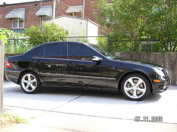 razorfish 2005 mercedes benz c class specs photos. Black Bedroom Furniture Sets. Home Design Ideas