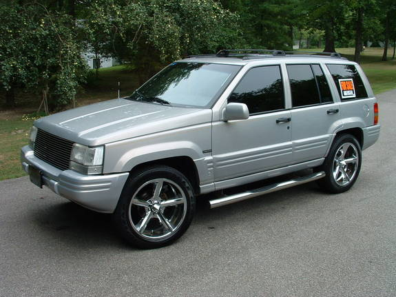 Grandlimited 1997 Jeep Grand Cherokee Specs Photos Modification