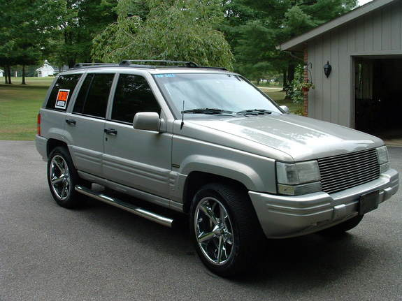 Grandlimited 1997 Jeep Grand Cherokee Specs  Photos