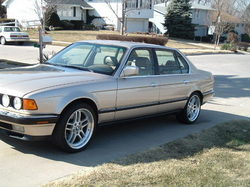 MCrilliss 1994 BMW 7 Series