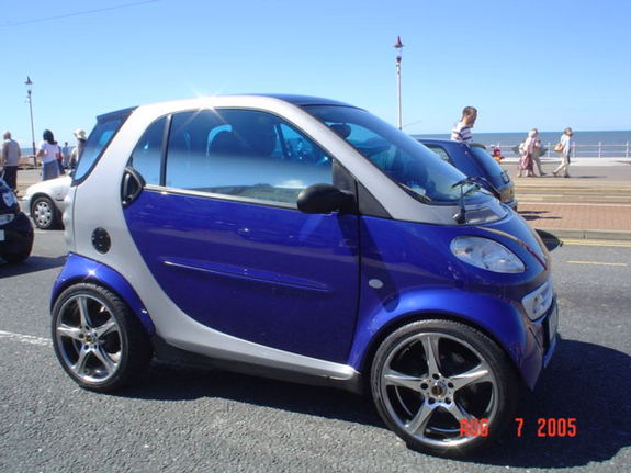Another mrincredible 2001 smart fortwo post... - 6701961