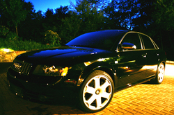 Mariuccis 2005 Audi S4