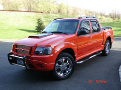 Tv-Tech 2004 Ford Explorer Sport Trac